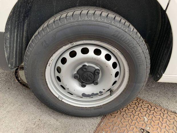 Photo miniature de la Volkswagen Caddy VAN 1.6 CR TDI 102 BUSINESS LINE 2018 d'occasion