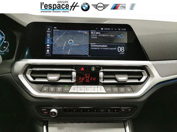 Photo miniature de la BMW Serie 3 Touring 320eA 204ch M Sport 2021 d'occasion