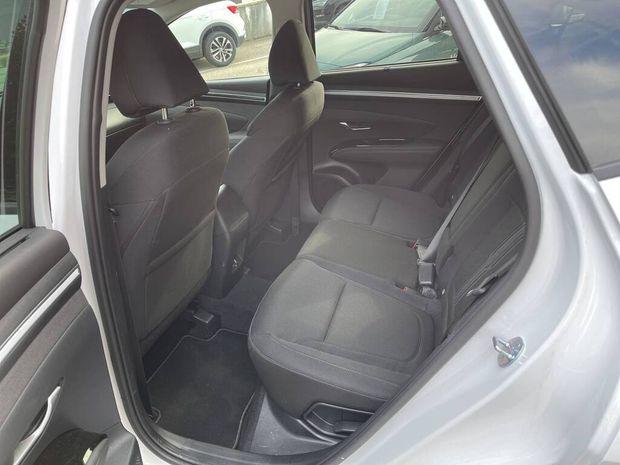 Photo miniature de la Hyundai Tucson 1.6 CRDi 136 Hybrid 48V DCT-7 Creative 2020 d'occasion
