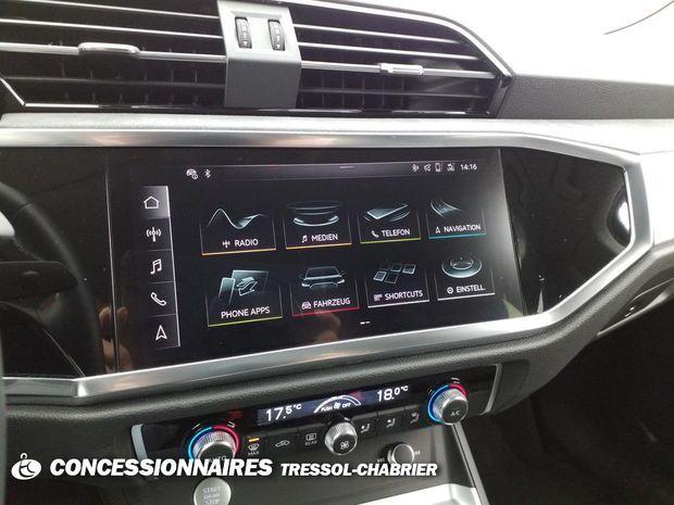 Photo miniature de la Audi Q3 35 TFSI 150 ch Design Luxe 2019 d'occasion
