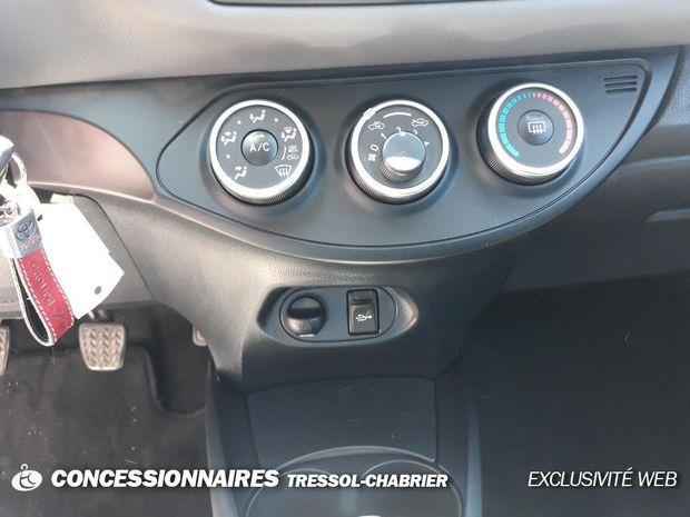 Photo miniature de la Toyota Yaris 110 VVT-i France 2019 d'occasion