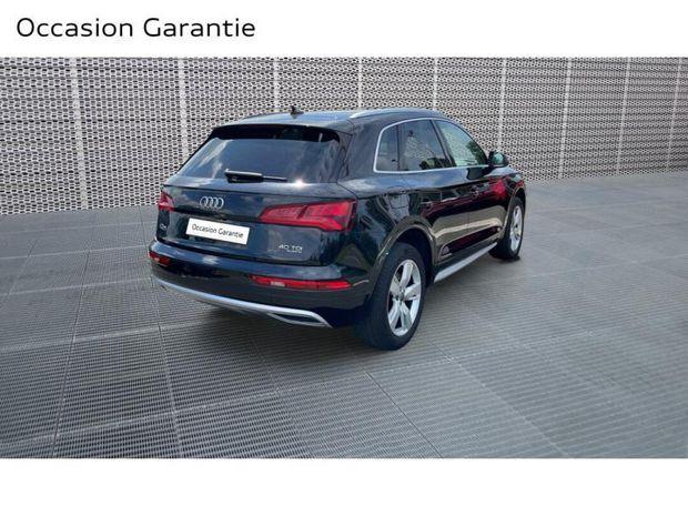 Photo miniature de la Audi Q5 40 TDI 190ch Design Luxe quattro S tronic 7 Euro6d-T 139g 2019 d'occasion