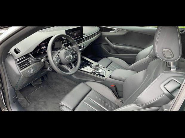 Photo miniature de la Audi A5 Cabriolet 35 TDI 163ch Avus S tronic 7 2020 d'occasion