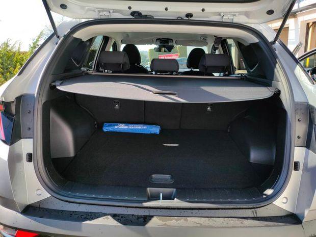 Photo miniature de la Hyundai Tucson 1.6 T-GDi 230ch Hybrid Creative BVA6 2021 d'occasion