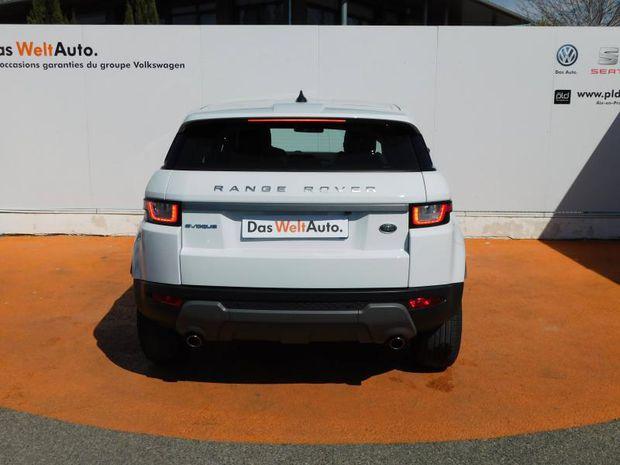 Photo miniature de la Land Rover Range Rover Evoque Evoque 2.0 eD4 150 Business 4x2 Mark V 2017 d'occasion