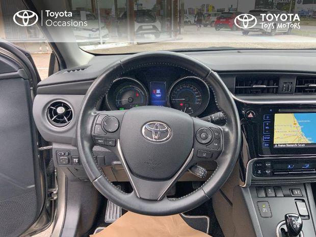 Photo miniature de la Toyota Auris HSD 136H 2018 d'occasion