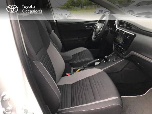 Photo miniature de la Toyota Auris HSD 136h TechnoLine RC18 2018 d'occasion