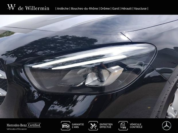 Photo miniature de la Mercedes Classe B 180d 116ch Progressive Line Edition 2020 d'occasion