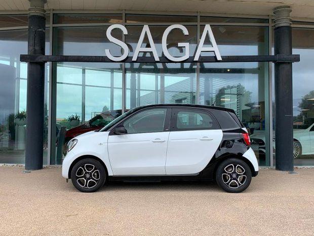 Photo miniature de la Smart forfour Electrique 82ch passion 2018 d'occasion