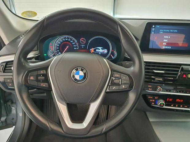 Photo miniature de la BMW Serie 5 520dA 190ch Luxury Euro6d-T 2018 d'occasion