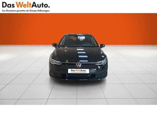 Photo miniature de la Volkswagen Golf 2.0 TDI SCR 150ch  Life 1st DSG7 2020 d'occasion