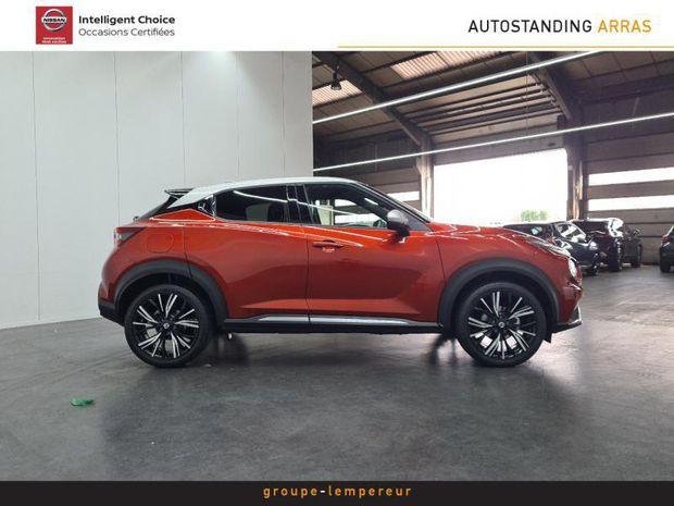 Photo miniature de la Nissan Juke 1.0 DIG-T 114ch N-Design DCT 2021 2021 d'occasion