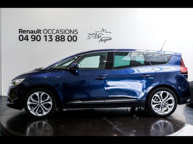 Photo miniature de la Renault Grand Scenic 1.7 Blue dCi 120ch Business 7 places 2019 d'occasion