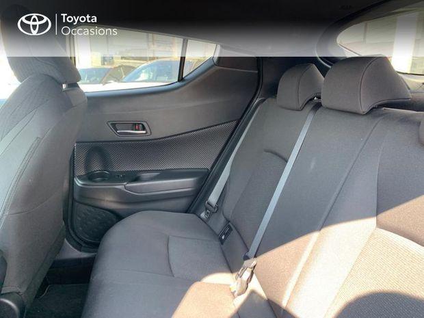 Photo miniature de la Toyota C-HR 122h Edition 2WD E-CVT 2018 d'occasion