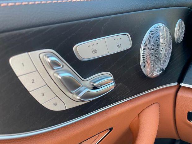 Photo miniature de la Mercedes Classe E Coupe 300 258ch AMG Line 9G-Tronic 2021 d'occasion