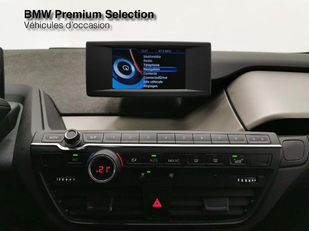 Photo miniature de la BMW i3 170ch 94Ah +CONNECTED Lodge 2018 d'occasion