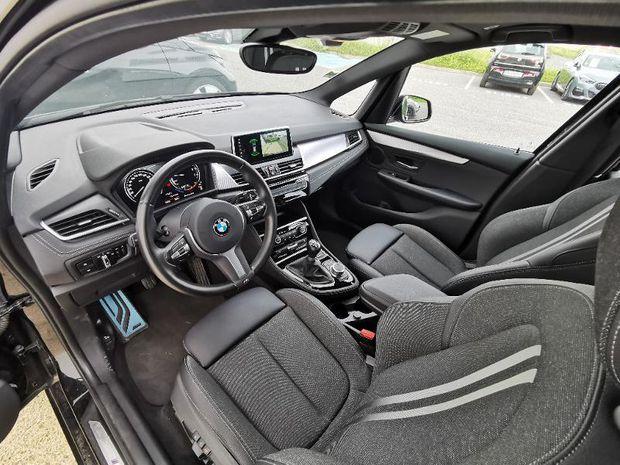 Photo miniature de la BMW Serie 2 ActiveTourer 216i 109ch M Sport 2020 d'occasion