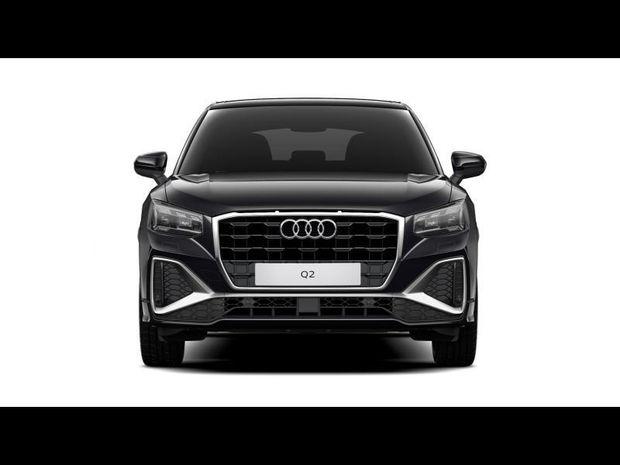 Photo miniature de la Audi Q2 35 TFSI 150ch S line S tronic 7 2021 d'occasion