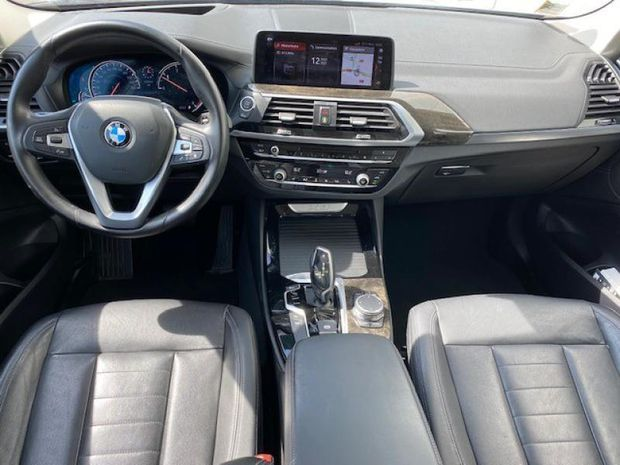 Photo miniature de la BMW X3 xDrive20dA 190ch Luxury Euro6c 2018 d'occasion