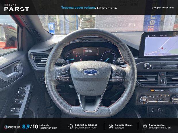 Photo miniature de la Ford Focus SW 1.0 EcoBoost 125ch ST-Line BVA 2019 d'occasion