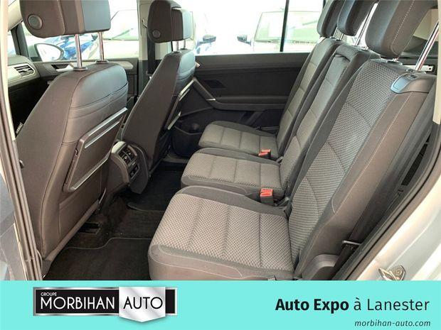 Photo miniature de la Volkswagen Touran 1.5 TSI EVO 150 DSG7 7PL 2020 d'occasion