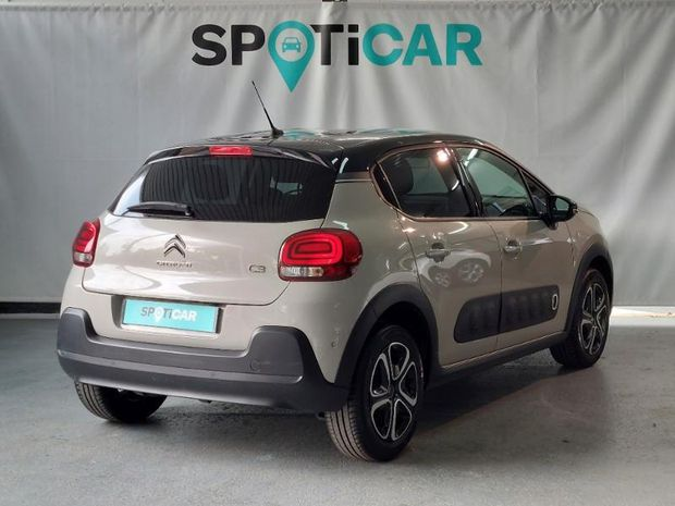 Photo miniature de la Citroën C3 PureTech 82ch Shine S&S E6.d 2019 d'occasion