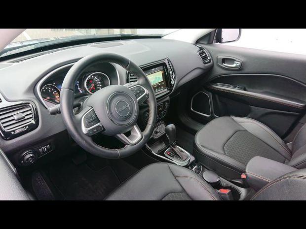 Photo miniature de la Jeep Compass 1.3 GSE T4 150ch Limited 4x2 BVR6 2021 d'occasion