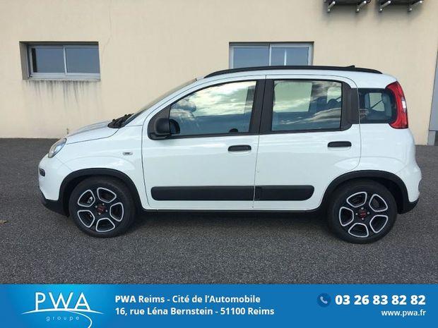 Photo miniature de la Fiat Panda 1.0 70ch BSG S&S City Life 2021 d'occasion