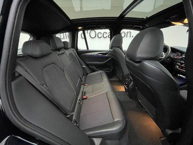 Photo miniature de la BMW X3 sDrive18dA 150ch M Sport Euro6c 2020 d'occasion