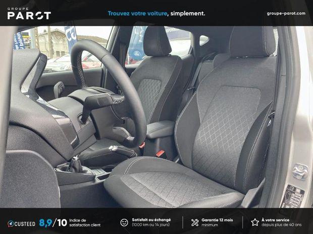 Photo miniature de la Ford Fiesta Active 1.5 TDCI 85ch S&S Euro6.2 2020 d'occasion