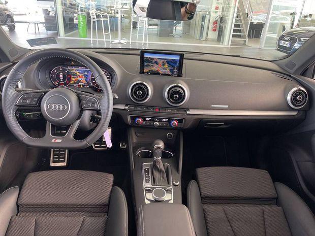 Photo miniature de la Audi A3 Sportback 35 TDI 150 S tronic 7 S Line 2020 d'occasion