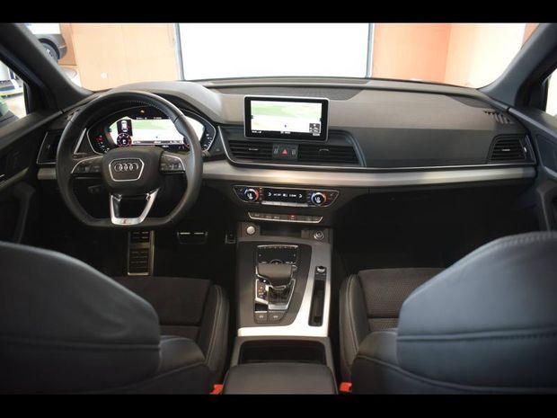 Photo miniature de la Audi Q5 35 TDI 163ch S line S tronic 7 Euro6d-T 9cv 2020 d'occasion