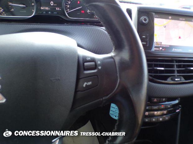 Photo miniature de la Peugeot 2008 1.2 PureTech 110ch S&S BVM5 Allure 2018 d'occasion