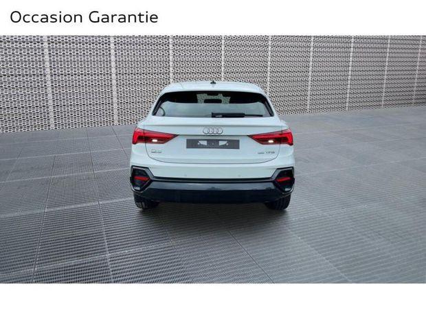 Photo miniature de la Audi Q3 Sportback 35 TFSI 150ch Design S tronic 7 2020 d'occasion