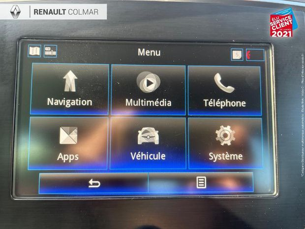 Photo miniature de la Renault Megane 1.5 Blue dCi 95ch Business GPS Radar AV/AR 2019 d'occasion