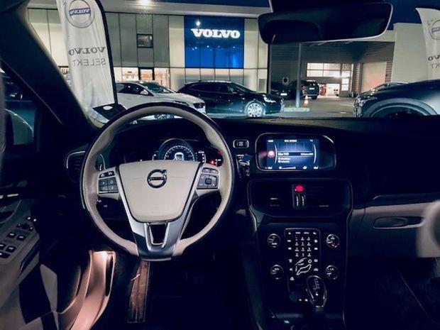 Photo miniature de la Volvo V40 D2 120ch Itëk Edition Geartronic 2017 d'occasion
