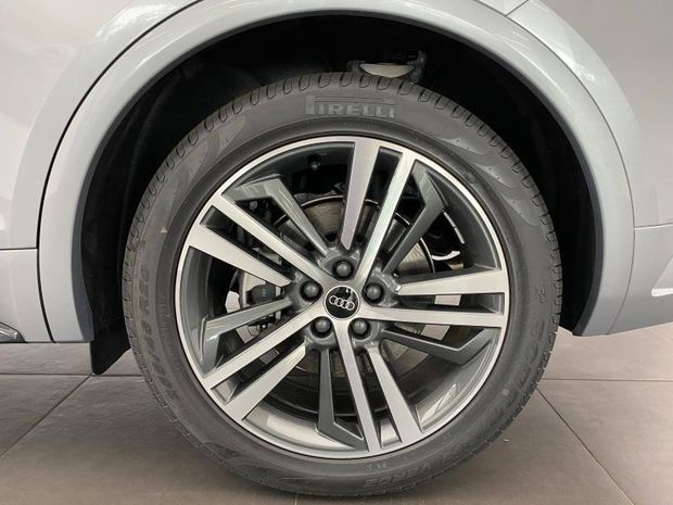Photo miniature de la Audi Q5 50 TFSI e 299ch S line quattro S tronic 7 2021 d'occasion