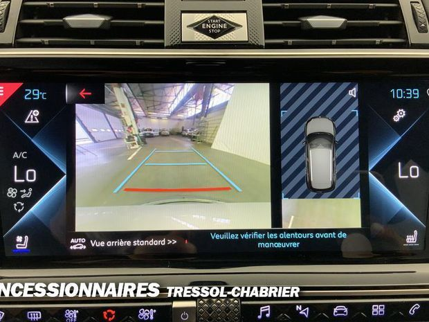 Photo miniature de la DS DS 7 DS7 Crossback Hybride E-Tense 300 EAT8 4x4 Grand Chic 2020 d'occasion