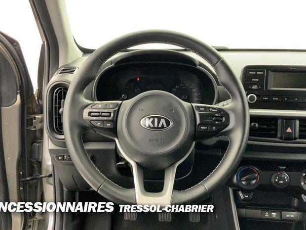 Photo miniature de la Kia Picanto 1.0L 67 ch BVM5 Active 2018 d'occasion