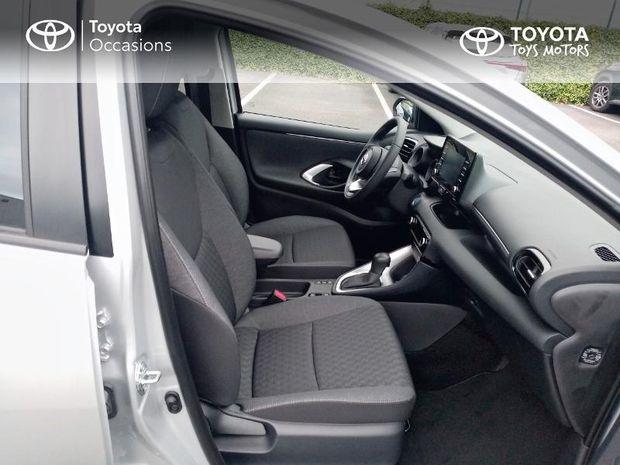Photo miniature de la Toyota Yaris 116h Design 5p 2021 d'occasion