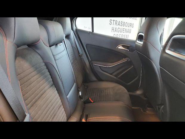 Photo miniature de la Mercedes GLA Classe  220 d 170ch Fascination 7G-DCT Euro6c 2019 d'occasion