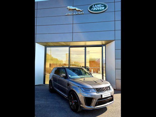 Photo miniature de la Land Rover Range Rover Sport 5.0 V8 S/C 575ch SVR Mark VII 2018 d'occasion