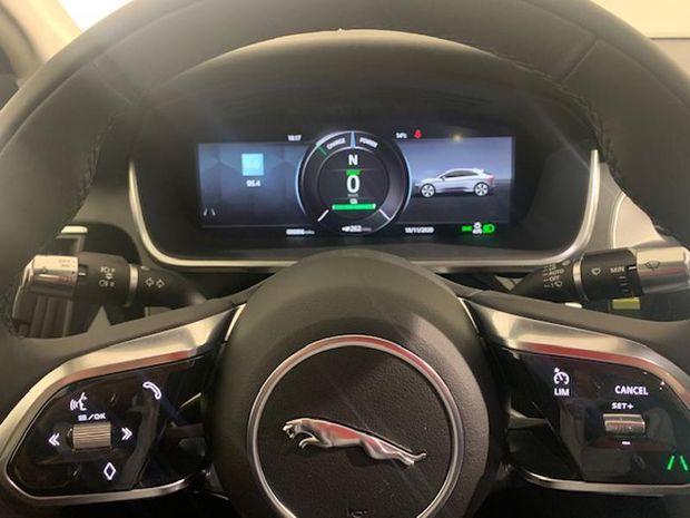 Photo miniature de la Jaguar I-Pace EV320 S AWD 2020 d'occasion
