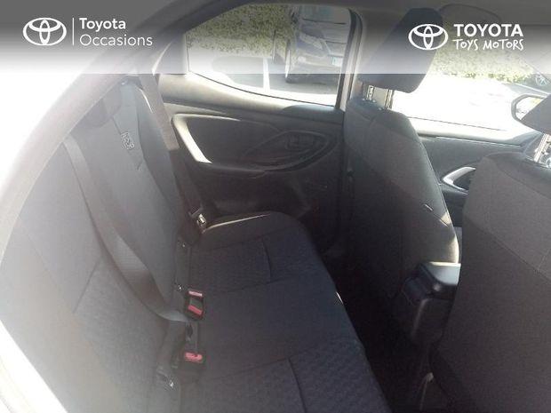 Photo miniature de la Toyota Yaris 116h France Business 5p + Stage Hybrid Academy 2021 d'occasion