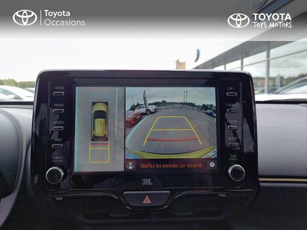 Photo miniature de la Toyota Yaris Cross 116h Première AWD-i 2021 d'occasion