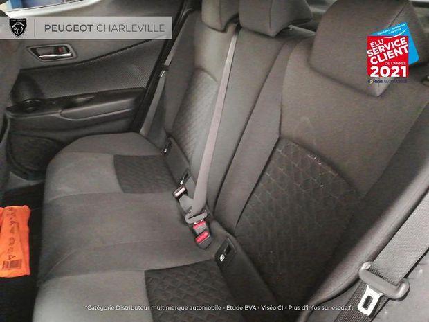 Photo miniature de la Toyota C-HR 122h Edition 2WD E-CVT MC19 Gps Camera 2019 d'occasion