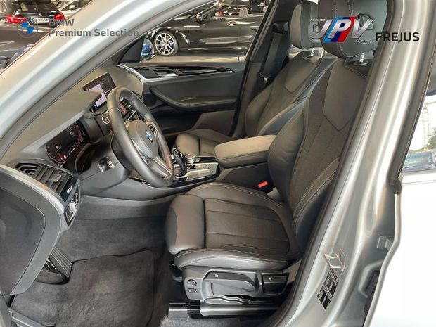 Photo miniature de la BMW X3 sDrive18dA 150ch xLine 2020 d'occasion