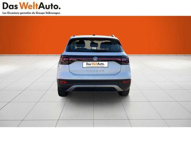 Photo miniature de la Volkswagen T-cross 1.6 TDI 95ch Lounge Business 2019 d'occasion