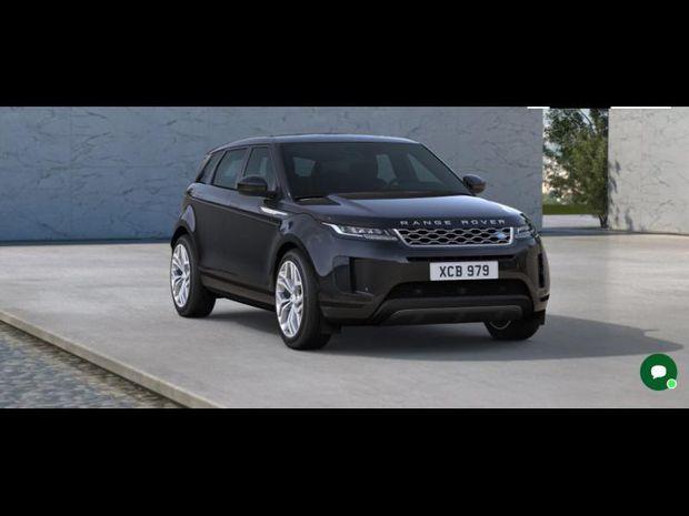 Photo miniature de la Land Rover Range Rover Evoque Evoque 2.0 P 200ch Flex Fuel S AWD BVA 2021 d'occasion