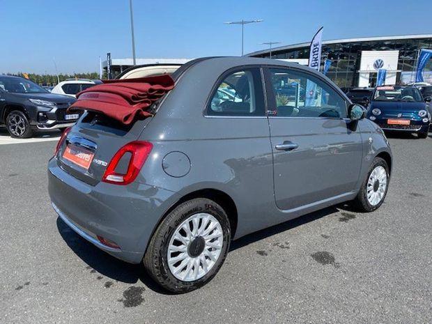Photo miniature de la Fiat 500 C 1.0 70ch BSG S&S Dolcevita 2021 d'occasion